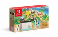 Žaidimų kompiuteris NINTENDO SWITCH Animal Crossing: New Horizons-Edition  459,90
