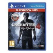 PS4 PlayStation HITS Uncharted 4: A Thief's End PL  18,00