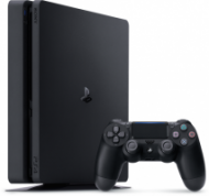 PS4 500GB F Chassis Black/EAS  318,00