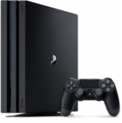 Sony PlayStation 4 Pro 1TB Black  438,00