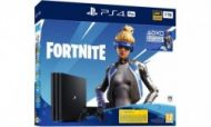 Sony PlayStation 4 Pro 1TB + Fortnite Neo Versa  414,00