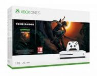 Xbox One S 1TB + Shadow of the Tomb Raider  259,00