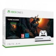 Xbox One S 1TB + Shadow of the Tomb Raider  262,00