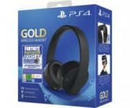 PS4 Gold Wireless 7.1 Gaming Headset + Fortnite  87,00