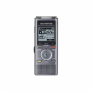"Olympus WS-832 Digital Voice Recorder, 4GB internal memo (LP/SP/HQ/STHQ/STXQ: 1016h/511h/259h/129h/65h), 1.43"" display, WMA,  1 x AAA Ni-MH rechargeable battery (charge inside device) or AAA battery.  316,00"