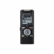 "Olympus WS-833 Digital Voice Recorder Black, 8GB internal memo (LP/HQ/MP3/PCM(Wav)): 1980h/505h/65/130h/11h30min), 1.43"" display, MP3 / WMA,  1 x AAA Ni-MH rechargeable battery (charge inside device) or AAA battery/microSD/microSDHC.  427,00"