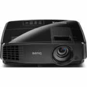 BenQ MS512H SVGA/4:3/3000Lm/800x600/13.000:1/Zoom 1.1x//3D ready/Lamp 4500-10000h/VGAx2,HDMI,USB,RCA,RS232,S-Video/1.9kg/Speaker 2W/Lamp 190W/Black  1.062,00