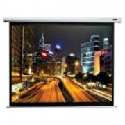 Elite Screens Electric84V Spectrum Screen 84'' 4:3 / Diagonal 213.4cm, W 170,7cm x H 128,0cm / White case / Electric-motorized screen / Wall & ceiling installation / 160 Degrees viewing angle / Infrared remote control / 12 volt trigger / Easy to c  561,00