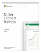 Microsoft Office Home and Business 2019 T5D-03317 One-time purchase, Lithuanian, Medialess, P6  239,90