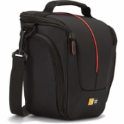 Case Logic DCB-306 Black, * Designed to fit an SLR camera with standard zoom lens attached * Internal zippered pocket stores memory cards, filter or lens cloth * Side zippered pockets store an extra battery, cables, lens cap, or small accessories * Lid un  25,00